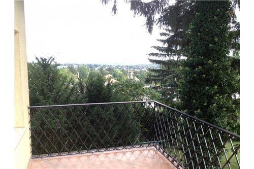 Terrasse mit Wienblick