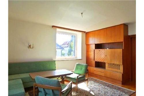 Wohnzimmer, Mietwohnung Attnang-Puchheim