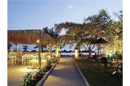 Hotelanlage - Außenbereich