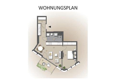Wohnungsplan B 01