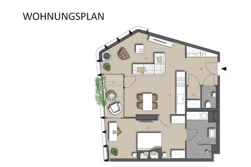Wohnungsplan B 06 2