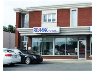 Office of RE/MAX FUTUR INC. - Châteauguay
