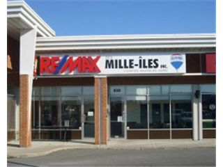 Office of RE/MAX DES MILLE-ÎLES INC. - Mascouche