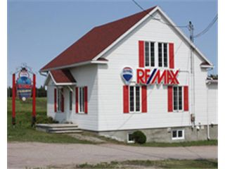 Office of RE/MAX DISTINCTION - Baie-Comeau