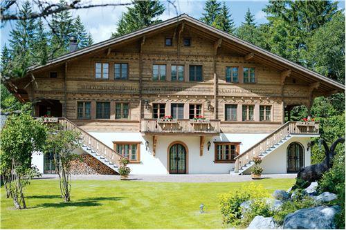 Gstaad, Saanen - Kauf - 15.900.000 CHF