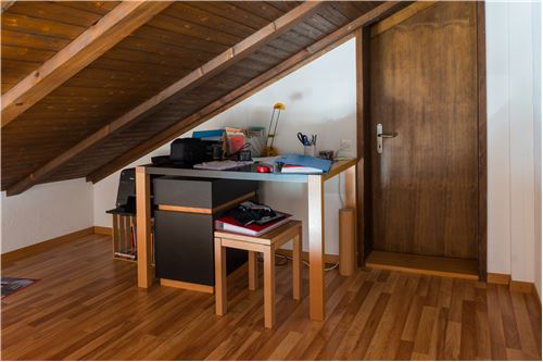 Duplexwohnung 1.OG & DG West BGF 79 m²