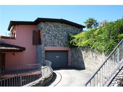 Accesso garage - Einfahrt Garage