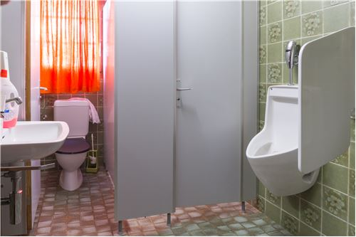sanitäre Anlagen Restaurant EG