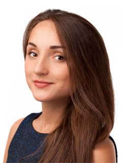Viktoriia Slobodianiuk (Sales Specialist) - RE/MAX Elite group