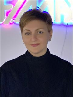 Iryna Ovcharenko (Sales Specialist) - RE/MAX Elite and Commercial group