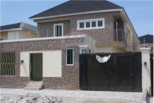 Lekki, Lagos - For Rent/Lease - 2,300,000 ₦