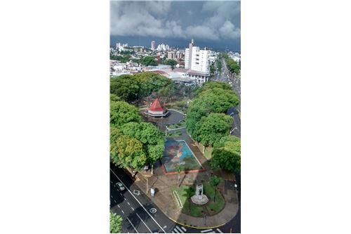 Vista desde el piso 14