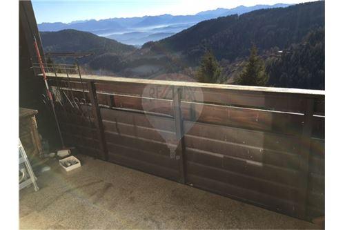 pogled z balkona