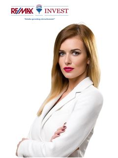 Monika Połatyńska - Właściciel Biura - RE/MAX Invest