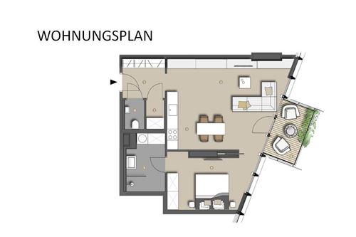 Wohnungsplan B 02