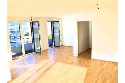 Wohnzimmer mit Kochbereich