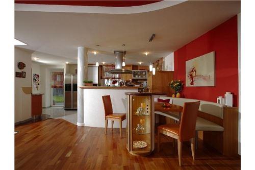 Küche Arbeitsfeld