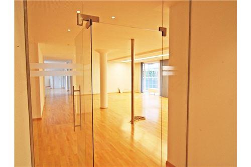 Eingang Großraumbüro