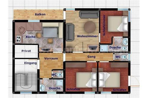 Plan Appartement 2 & 3