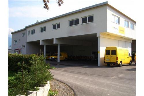 Bürogebäude - Flächen im 2. OG