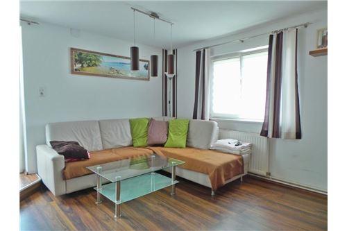 Wohnzimmer, Haus Vöcklabruck