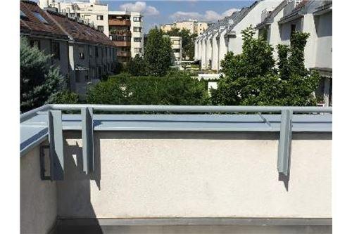 Terrasse 18m2
