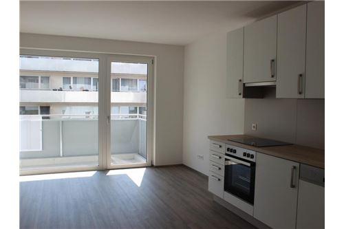 Mietwohnung-Innsbruck-Küche-Wohnbereich