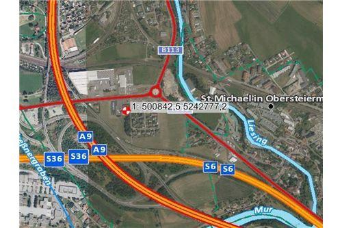 GIS Lageplan