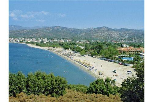 Hotelanlage - Strand