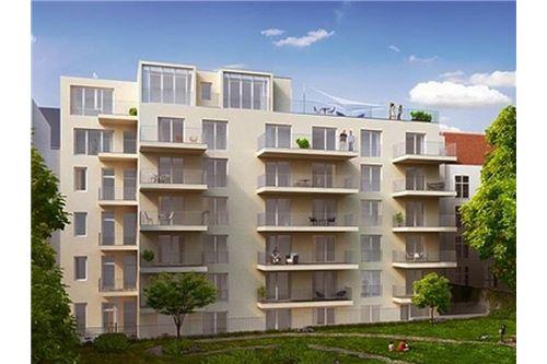 Gartenseite 1150 Balkonwohnung