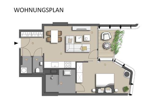 Wohnungsplan B 09