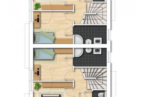 Doppelhaus 1 EG mit Flächen