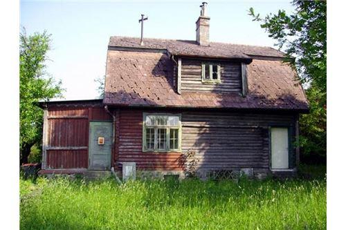Altes Blockhaus - Wert Null!!!