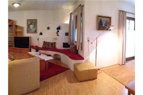 Leutasch-Appartementhaus-Wohnzimmer