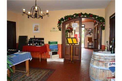 Eingangsbereich Gastro
