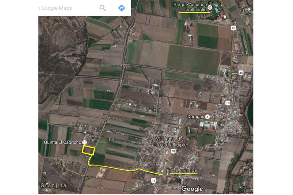 Zemljiste Za prodaju, located at 110 EJIDAL - Jesús Maria, Meksiko | Meksiko