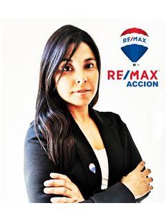 Mackarena Ortiz - RE/MAX - ACCION