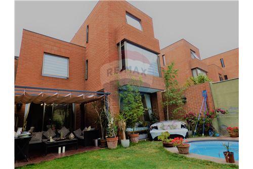 Casa - Arriendo - Las Condes, Santiago, Metropolitana De Santiago - 26 - 1028018011-286