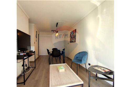 Departamento - Venta - Las Condes, Santiago, Metropolitana De Santiago - Living/Comedor - 1028026083-18
