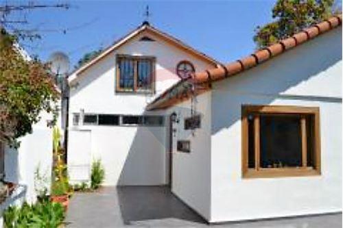 120 M Casa Venta 4 Dormitorios Located At Diego Duble Macul Santiago Metropolitana De Santiago Cl Chile