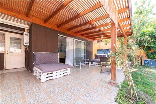 Casa - Venta - Puente Alto, Santiago, Metropolitana De Santiago - Terraza - 1028061026-83