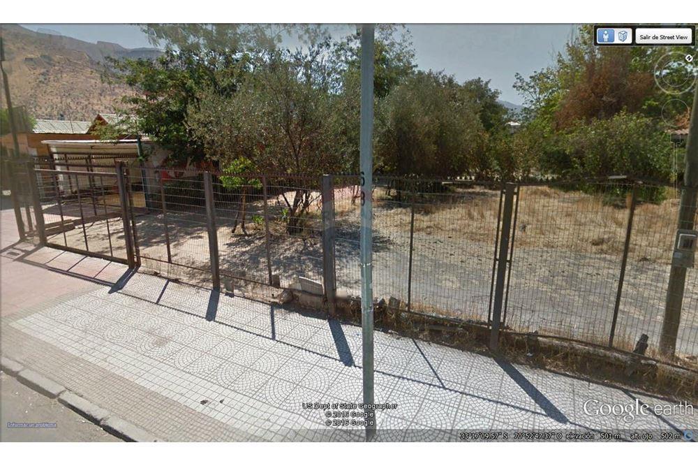 Plot For Building For Sale Lampa Chacabuco Metropolitana De