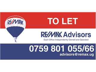 OfficeOf RE/MAX Advisors - Naguru I