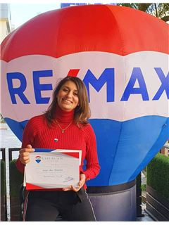 Licensed Assistant - Kmar Ben Abdallah - RE/MAX Consultants