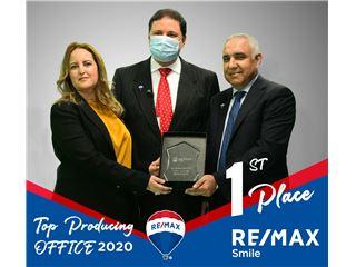 Office of RE/MAX Smile - Les berges du lac 1