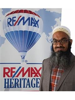 Murtaza Najmi - RE/MAX Heritage