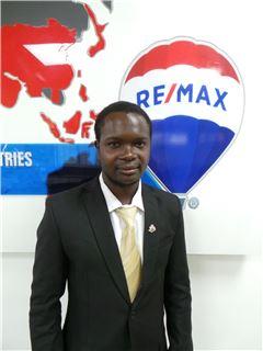 Gideon Lumumba - RE/MAX Salama