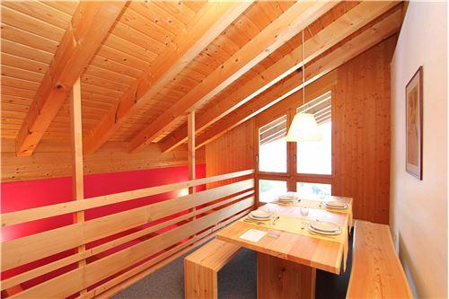 Galerie im Dachgeschoss