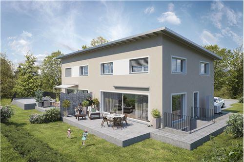 Doppel-Einfamilienhaus - Kauf - Mumpf, Aargau - 1 - 110091001-2082