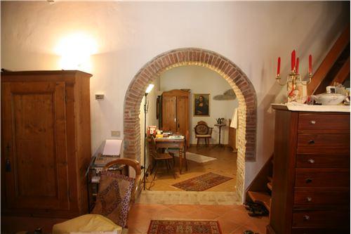 Mediterraner Einrichtungsstil, Haupthaus Casa Ricca